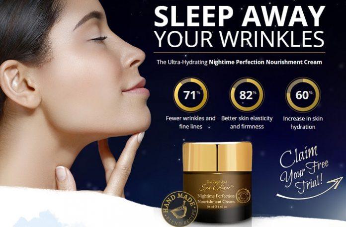 Dead Sea Spa Elixir Serum