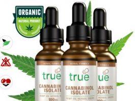 True Cannabinol Isolate